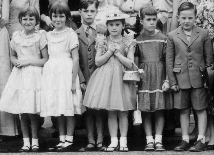 1920s Kids fashion