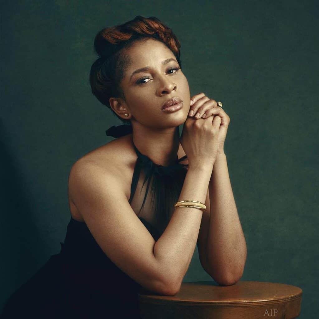 Adesua Etomi-Wellington is a Nigerian actress