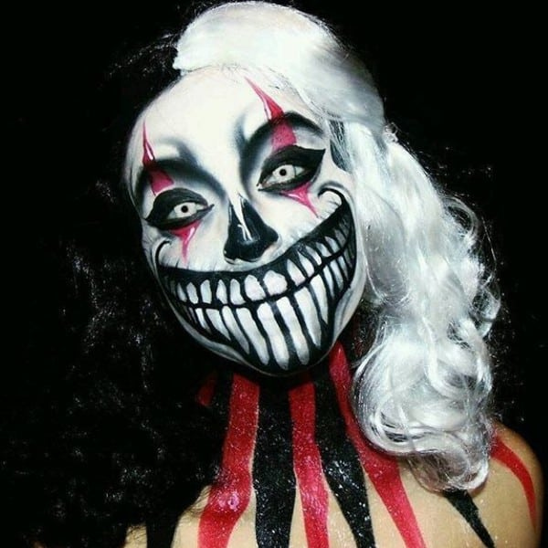 Gory Gangsta Clown Idea