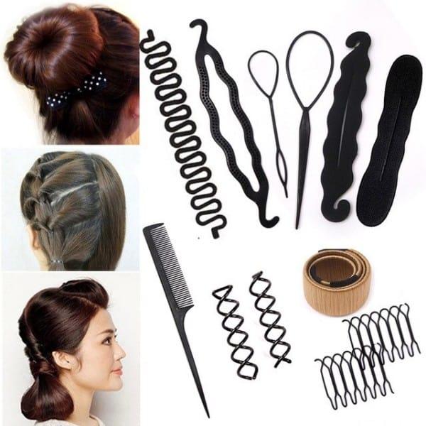 Braiding Hair tools