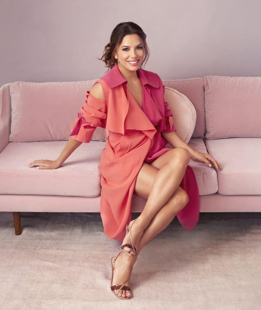 Eva Longoria beautiful legs