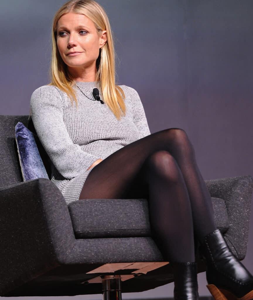 Gwyneth Paltrow beautiful legs