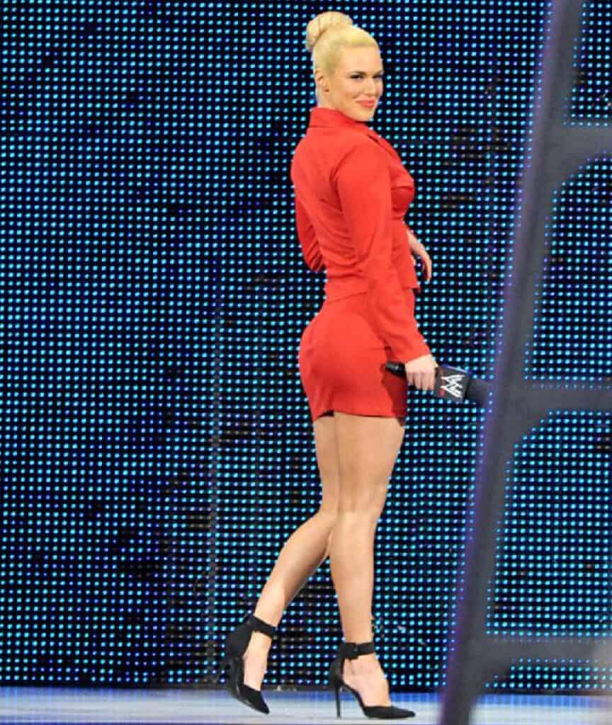 lana sexy legs