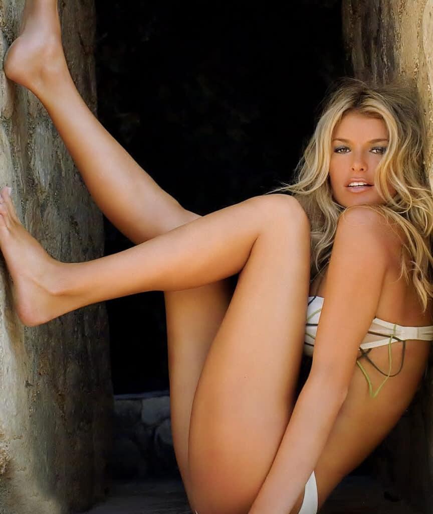 Marisa Miller beautiful legs