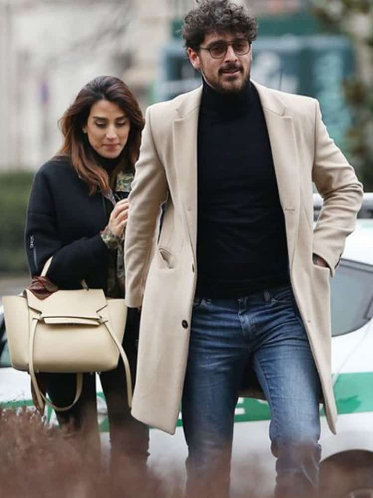 Michele Morrone & Rouba Saadeh