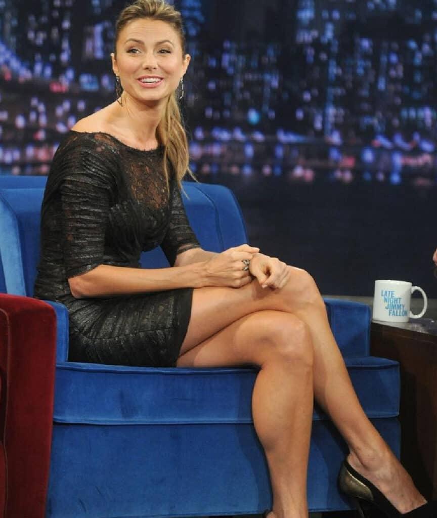 Stacy Keibler sexy legs