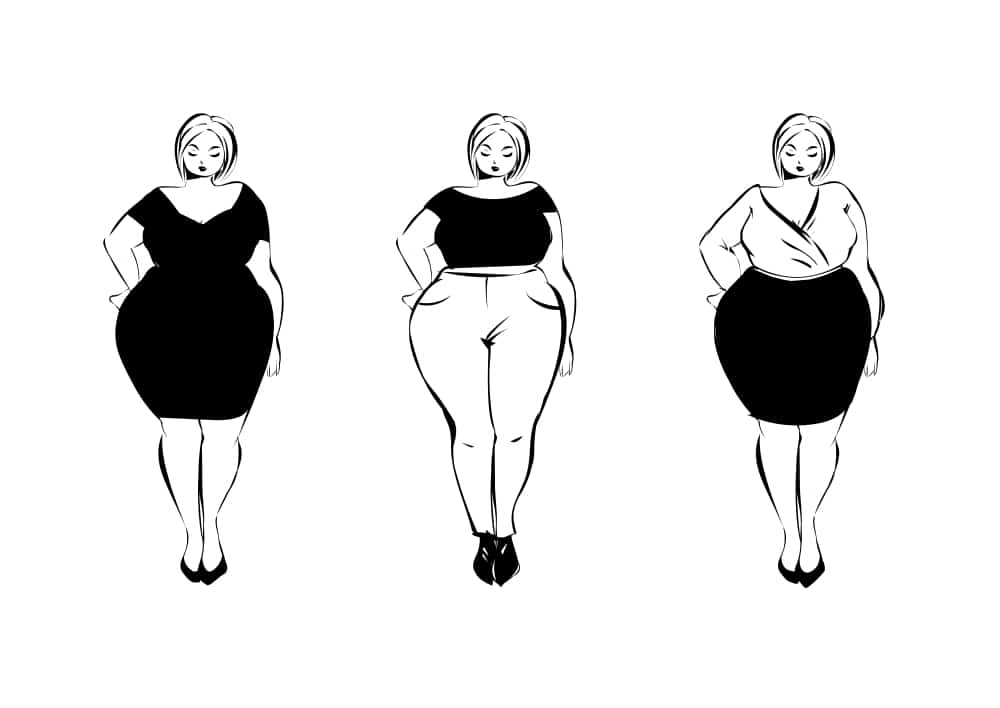 Why are Women Curvy