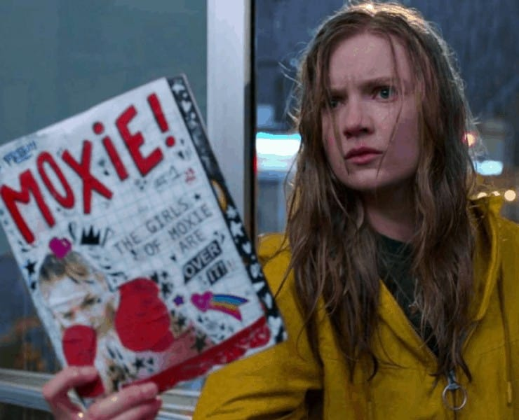 High schoolers lead a riot grrrl revolution in the first trailer
