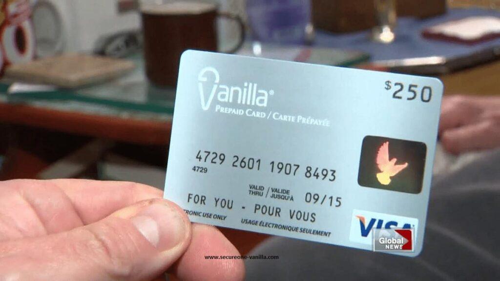 OneVanilla Gift Card