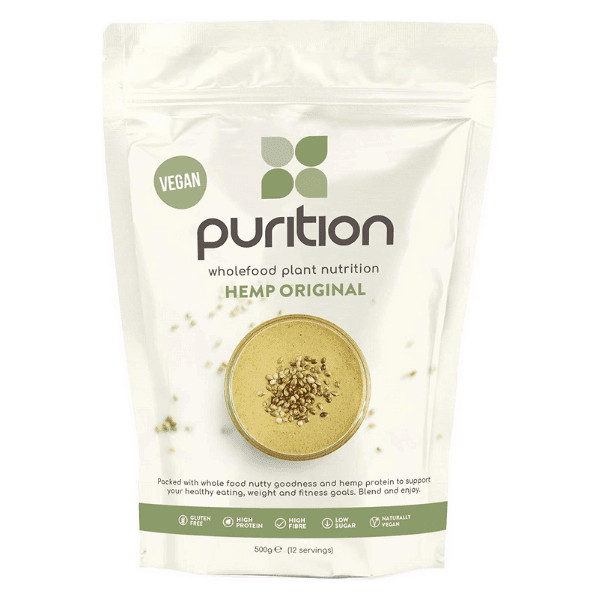Purition Chocolate Vegan Hemp