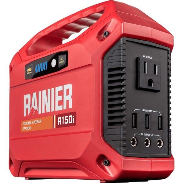 Rainier Outdoor Power Equipment R150i Power Station