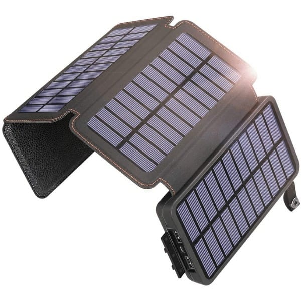 SOARAISE Solar Power Bank