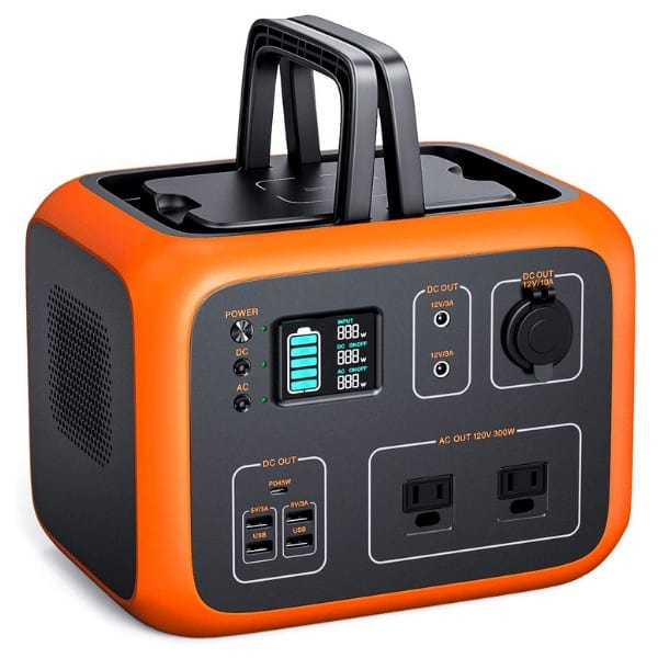 Tack life P50 500Wh Portable Power Station