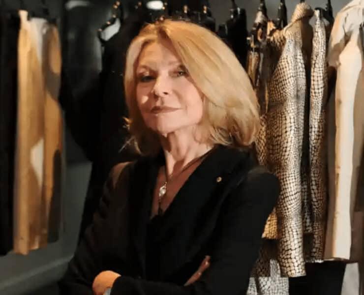 Carla Zampatti dies