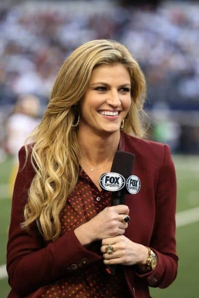 Erin Jill Andrew American sportscaster