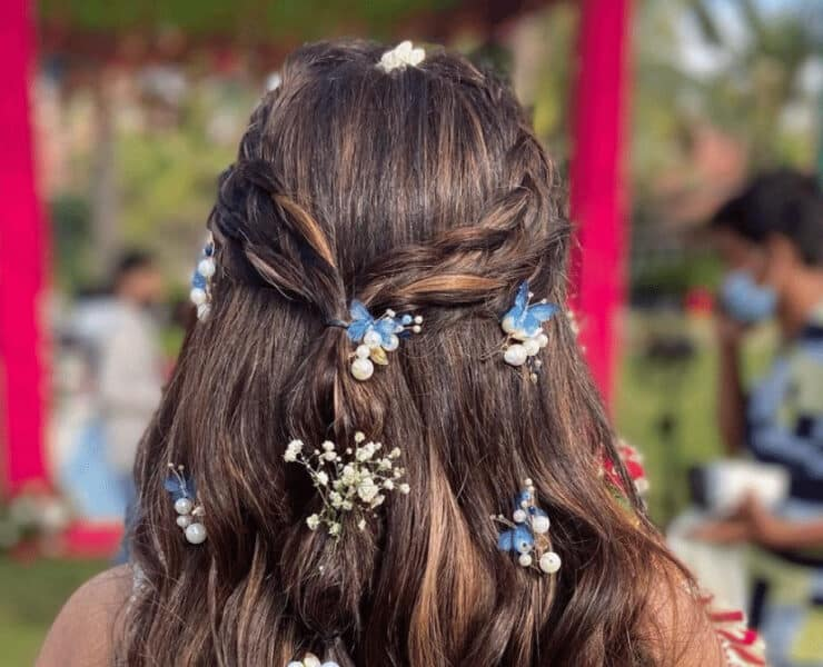 How to do butterfly braids
