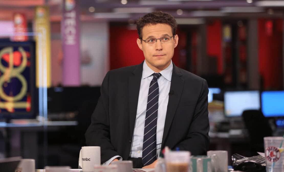 Steve Kornacki An American Political Journalist