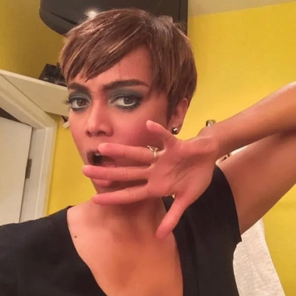Tyra Banks stuns with bold pixie cut hairstyle