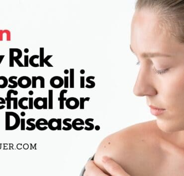 How Rick Simpson oil is Beneficial for Skin Diseases.
