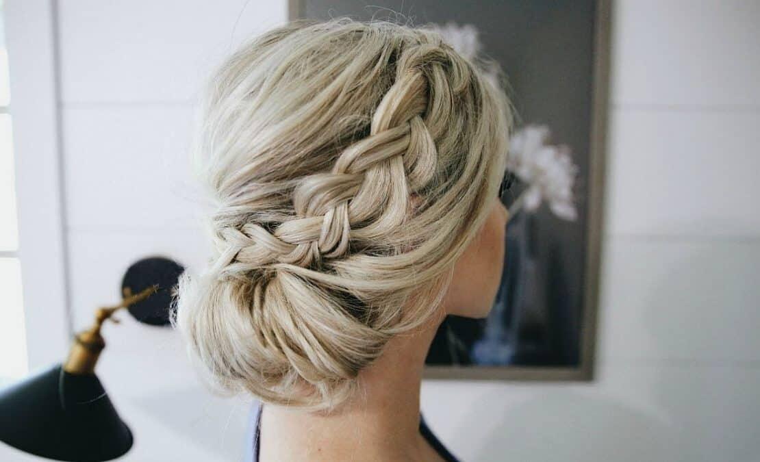 How to do a Braided Bun