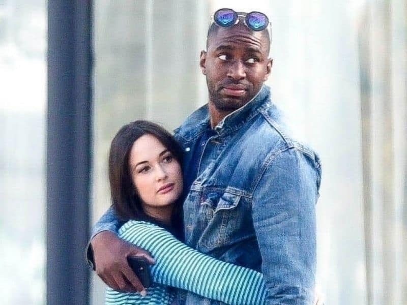 Kacey Musgraves and Dr. Gerald Onuoha