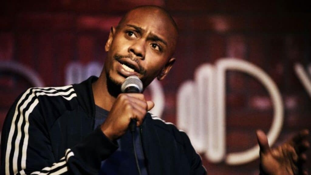 The road to success of Dave Chappelle
