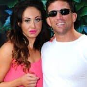 Alex Reid and Nikki Menashe
