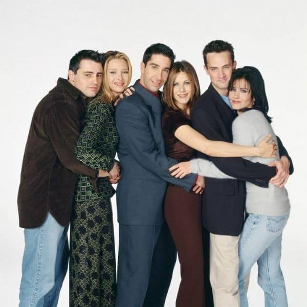 Cocreator explains the reason behind FRIENDS lack of diversity