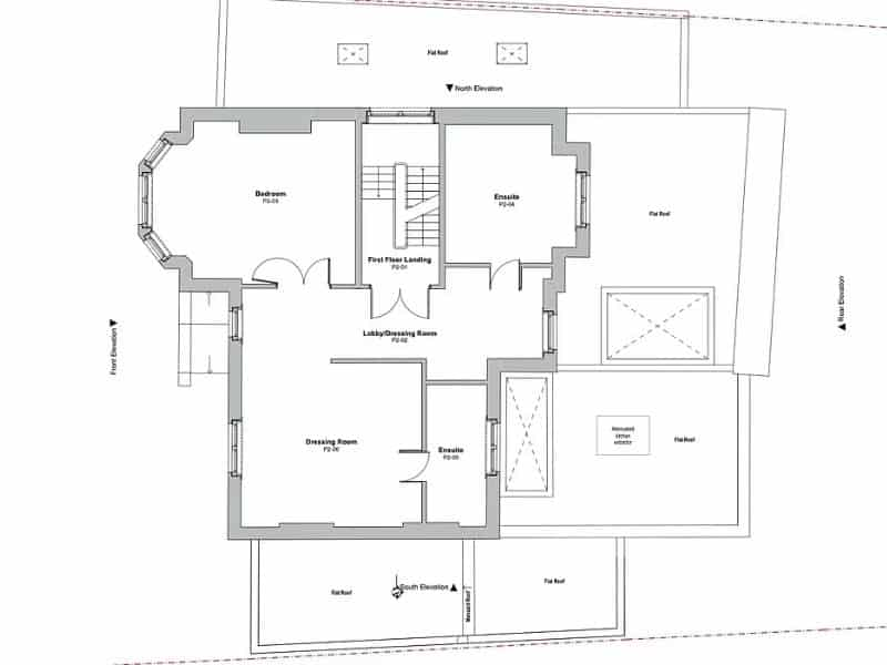 Gordon Ramsay Basement Plan