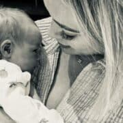 Hilary Duff And Matthew Koma Shared Daughter Maes pictures on instagram