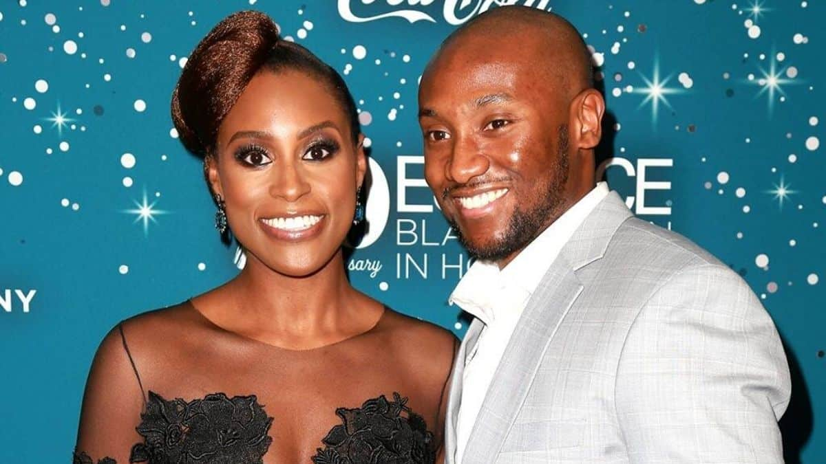Issa Rae and Louis Diame private wedding ceremony