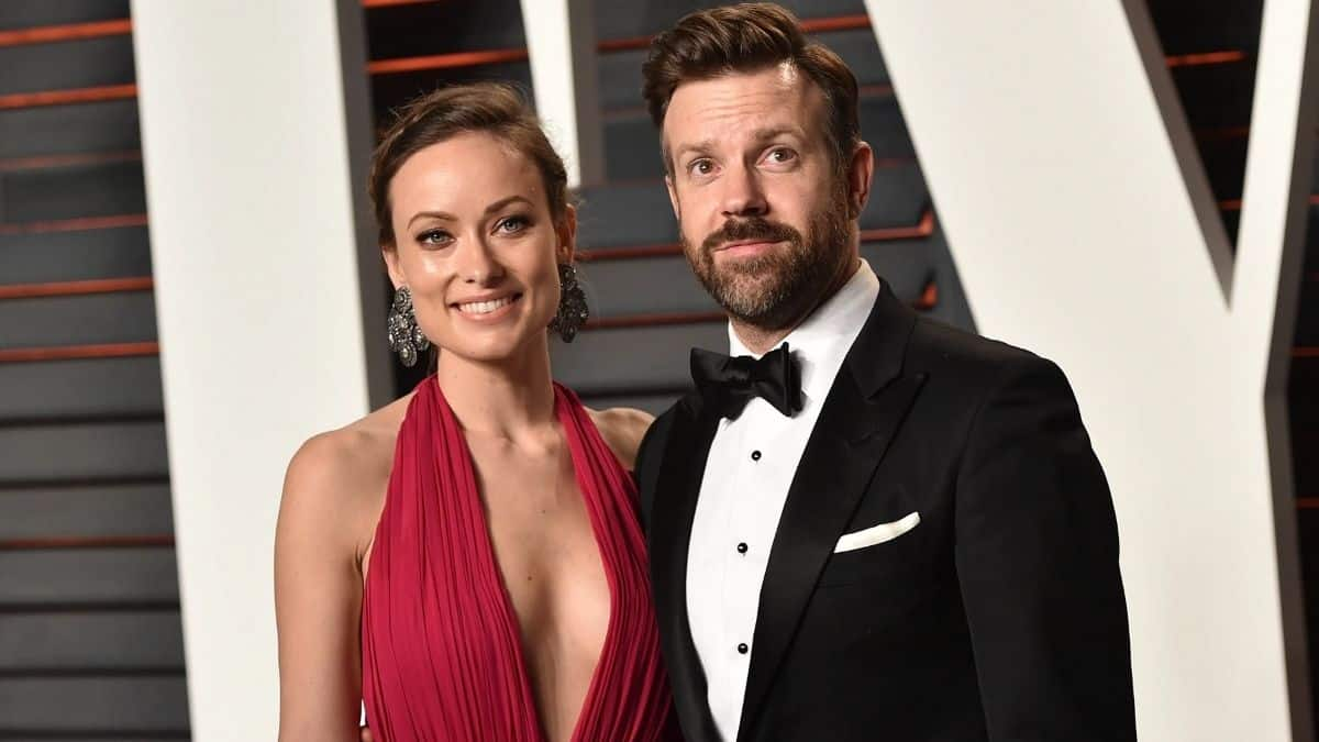 Jason Sudeikis finally expresses about breaking up with Olivia Wilde
