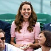 Kate Middleton Attends The Mens Final