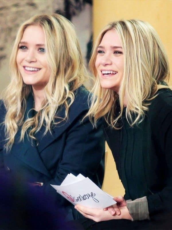Olsen twins Smile