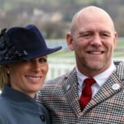 Queens Eldest Grand Daughter Zara Tindall And Mike Tindall Celebrate Their 10th Wedding Anniversary