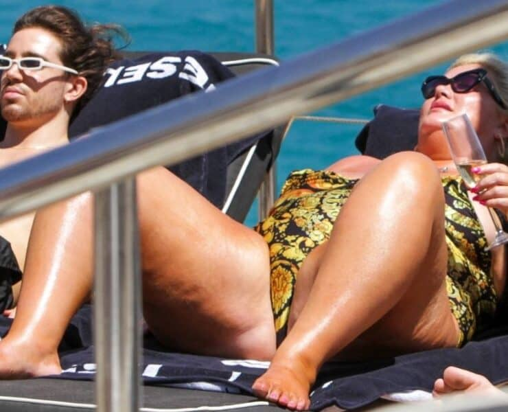 Gemma Collins jetting off on romantic holiday with Rami