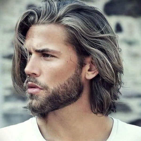 Styling Long Hair With Paste