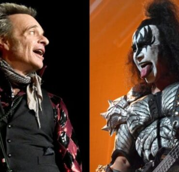 David Lee will not support kiss any longer