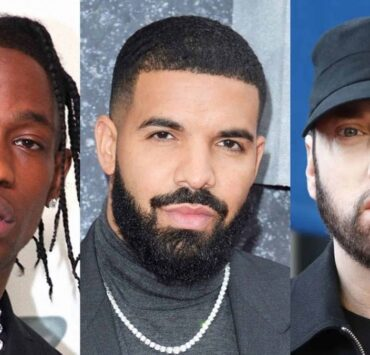 Eminem Drake Travis Scott