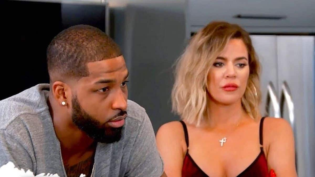 Khloe Kardashian gives cheating Tristan Thompson yet another chance