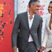 Rita Ora Walks Arm In Arm With Taika Waititi On The Red Carpet