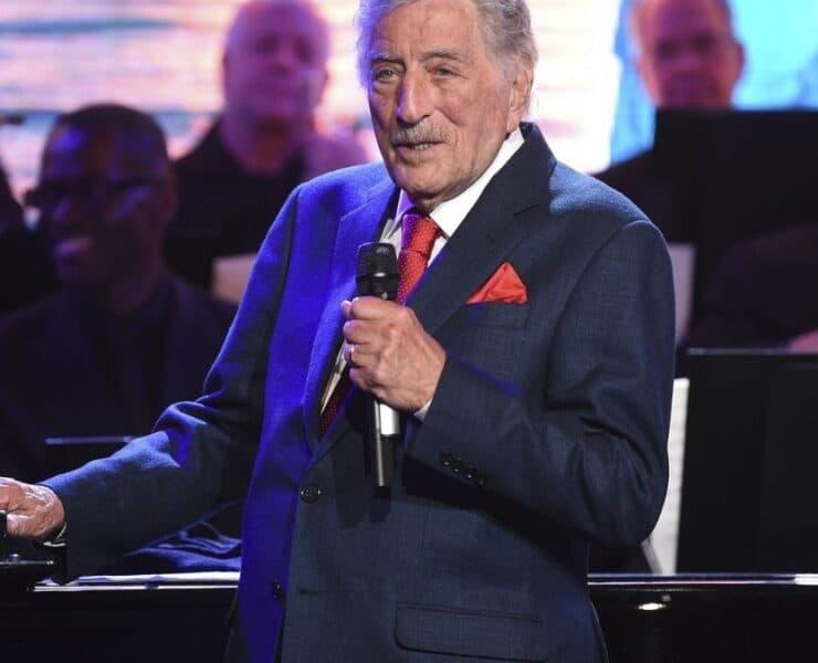 Tony Bennett Legendary singer retires