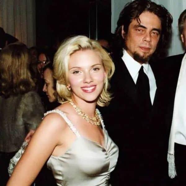 scarlett johansson Benicio del Toro