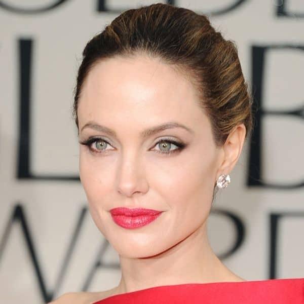Angelina JolieEyes