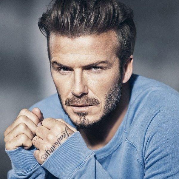David Beckham eyes