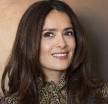 Salma Hayek Body